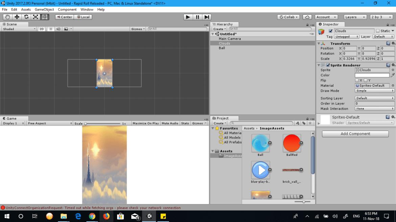 unity 3d editor