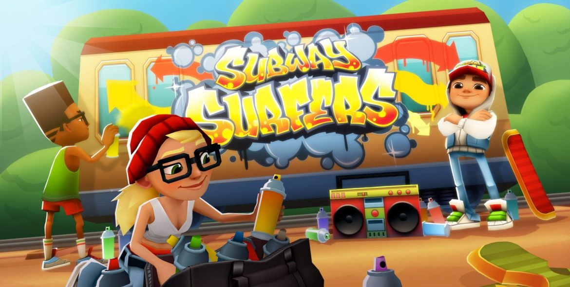 Subway Surfers android ios mobile game free to play and download