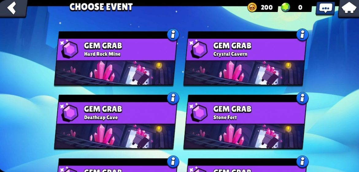 GamePlay Brawl Stars for ios and android