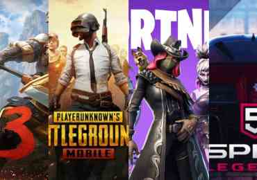 Top Rated and Most Played Best Mobile Games 2018
