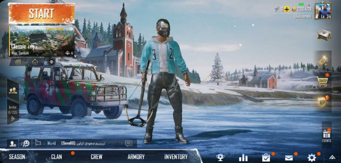 Vikendi Snow Update For Android Mobile