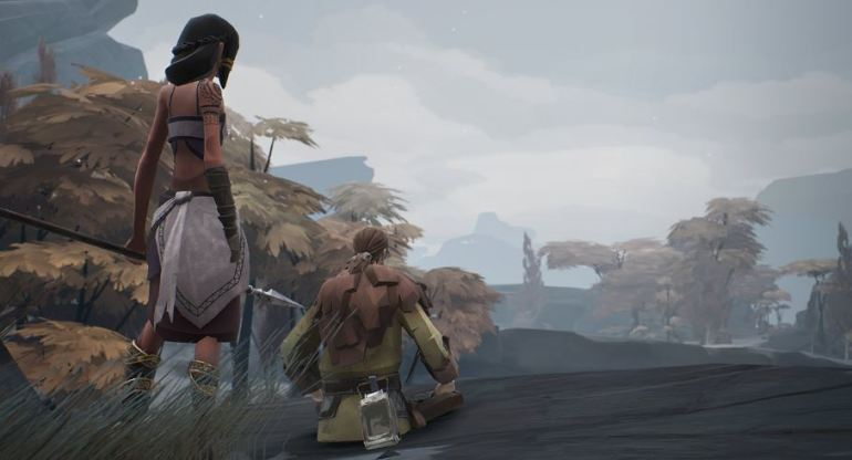Ashen Game Exclusive in Epic Games Store