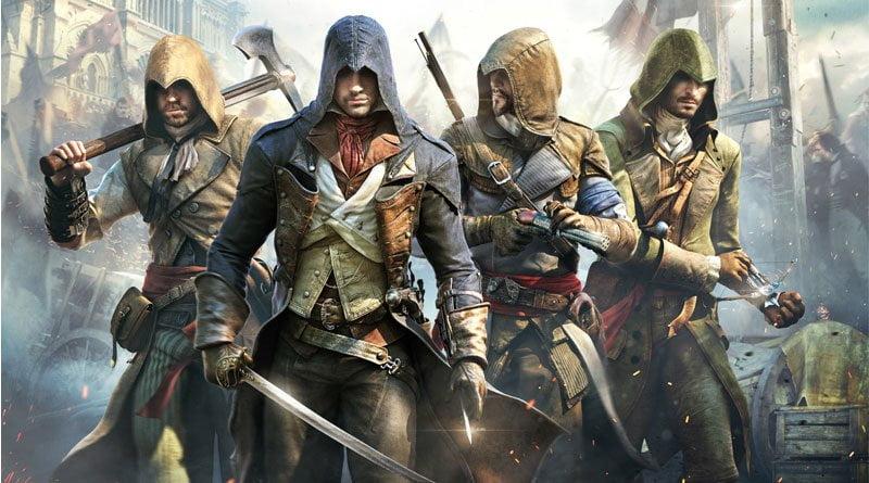 Example Artwork of Game Design