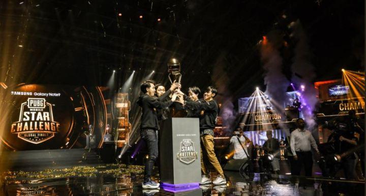 Star Challenge Global Final Winners