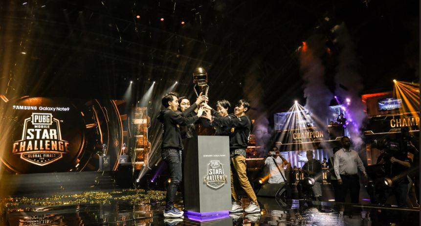 Star Challenge Global Final Winners