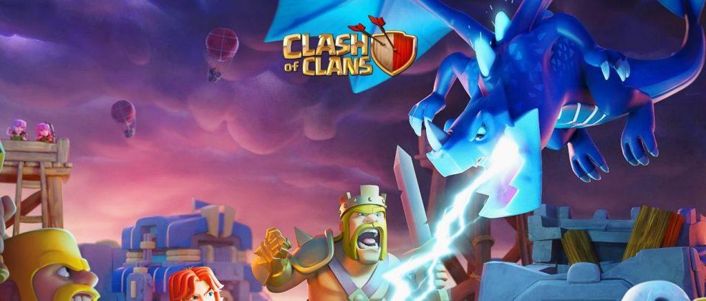 Coc(Clash of Clans Popluar Games)