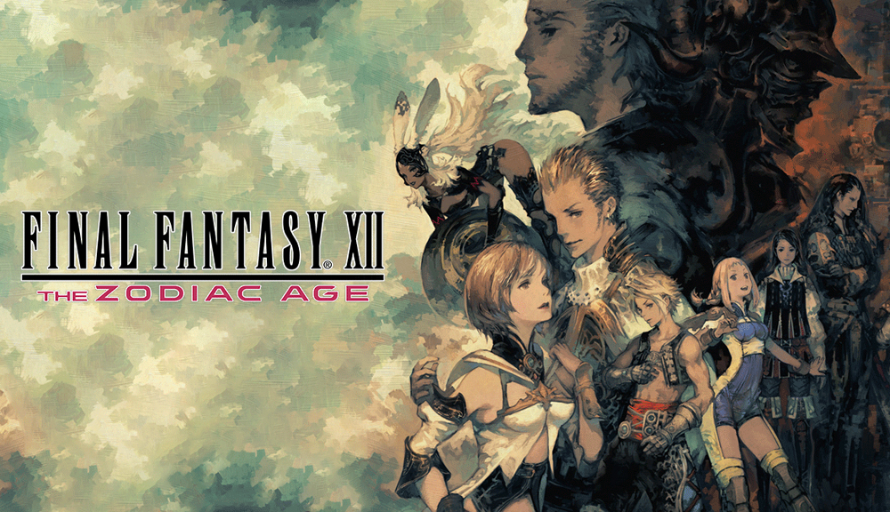 Final Fantasy 12 The Zodiac Age for Nintendo Switch and Xbox One