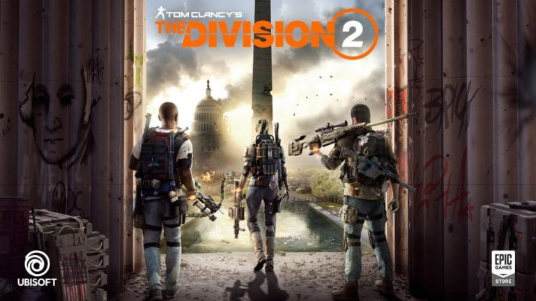 TomClancy's The Division 2 On Epic Games Store