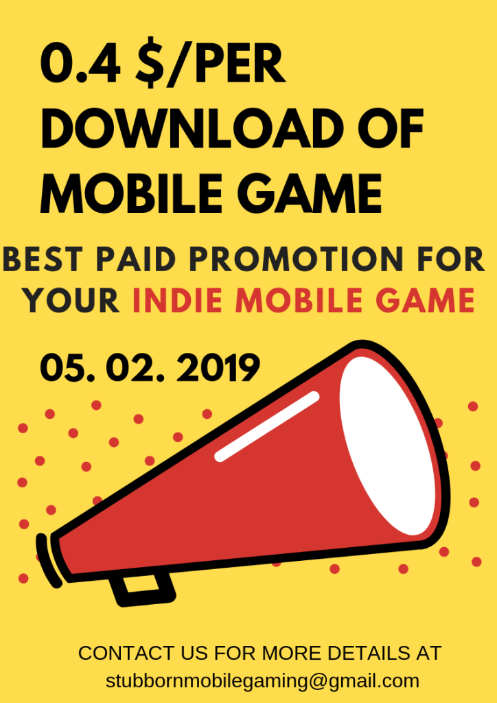 best indie mobile game paid promotion