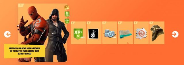 Battle Royal Pass Season 8 Fortnite is Available Now