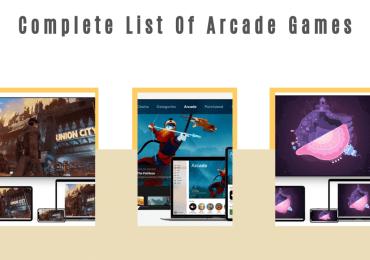 List Of Apple Arcade Games
