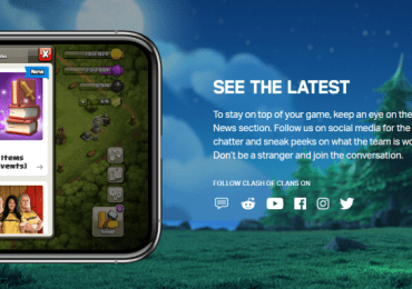 Clash Of Clans Update New Battle Royale Kind Challenges
