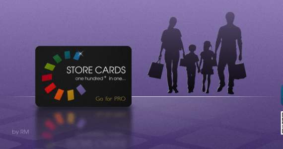 Store Cards: Virtual Wallet for iOS download Now