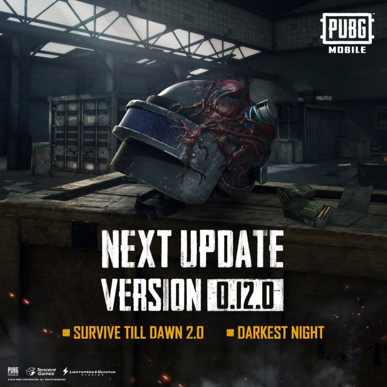 Latest 0.12.0 PUBG Mobile Update Download Now!