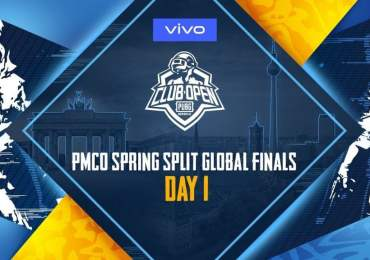 PMCO Global Finals Day 1| Vivo | PUBG Mobile Club Open| Live
