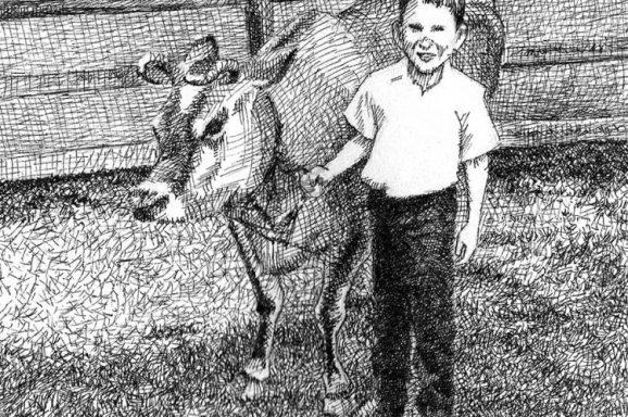 Aunt Leona's Cow