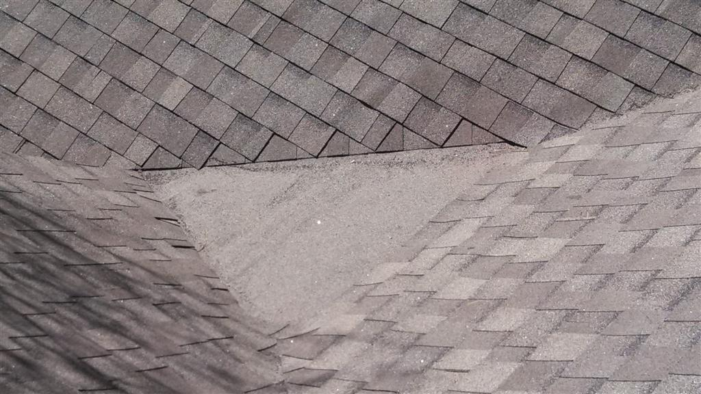 Dead Roof Valley Stubbs Roofing Tallahassee