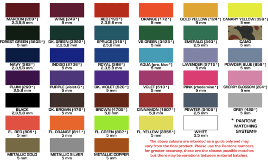 Stubby Holder Colours AB