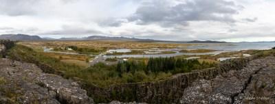 Thingvellir Nationalpark - Panorama