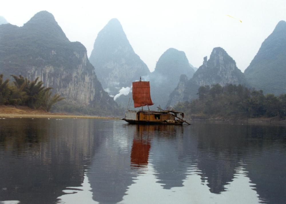 Yangshuo, not really China! (1/6)