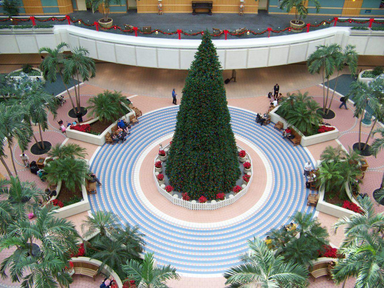 Address Orlando International Airport