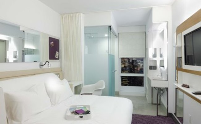 Big Plans For Yotel Hotel Chain Of Tiny Rooms Stuck At