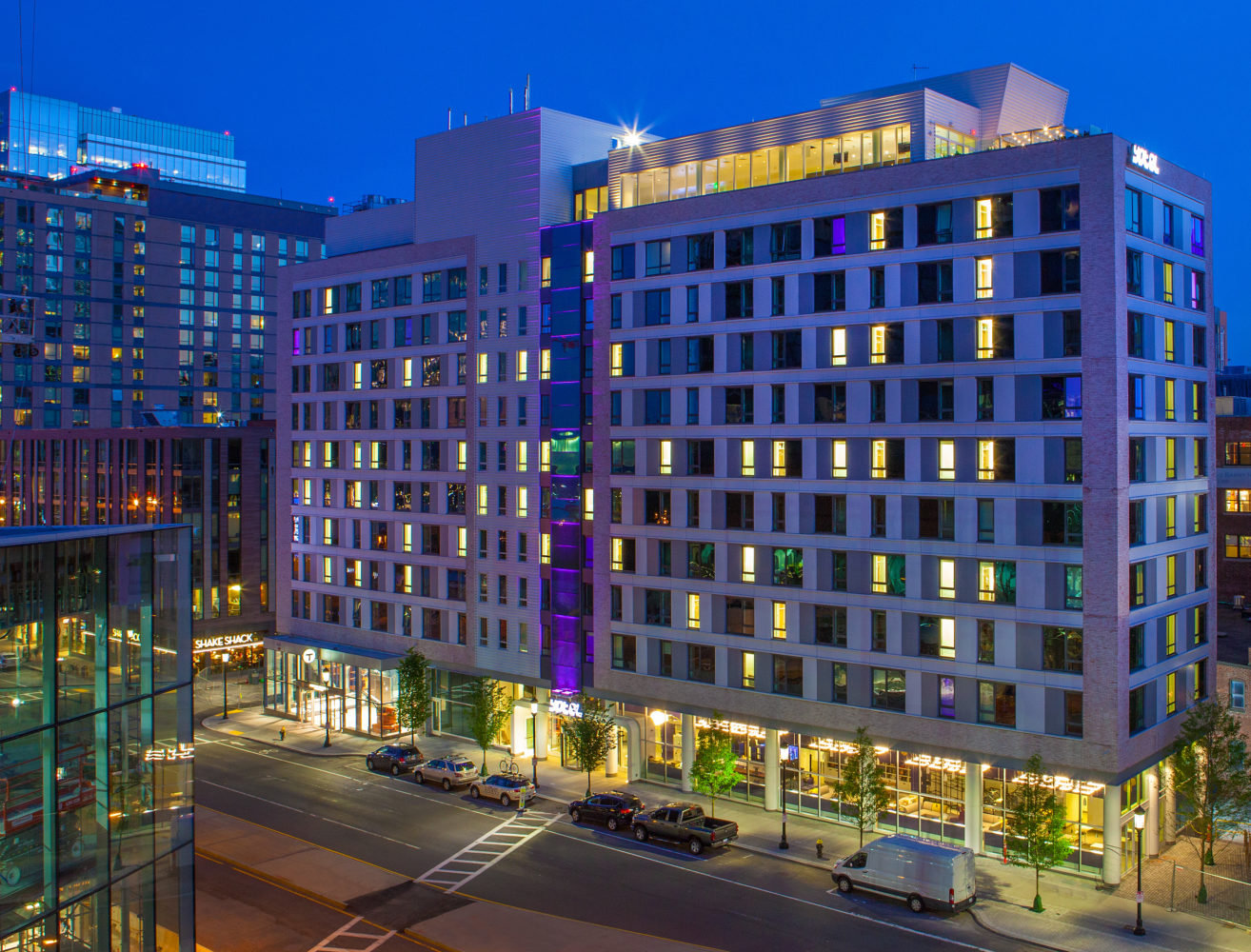 to buy sofa in london green velvet cover love the layover: boston's new yotel - stuck at airport