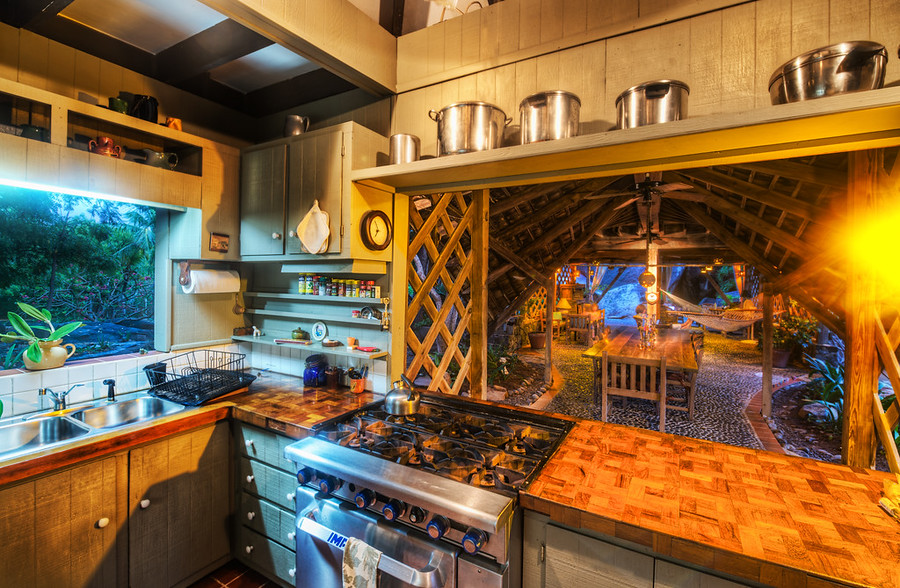 The Kitchen at Toad Hall