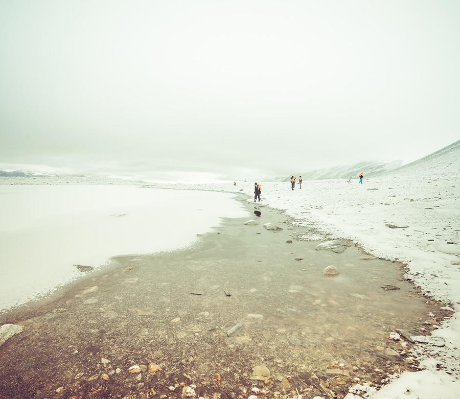 Photo Walk in Antarctica
