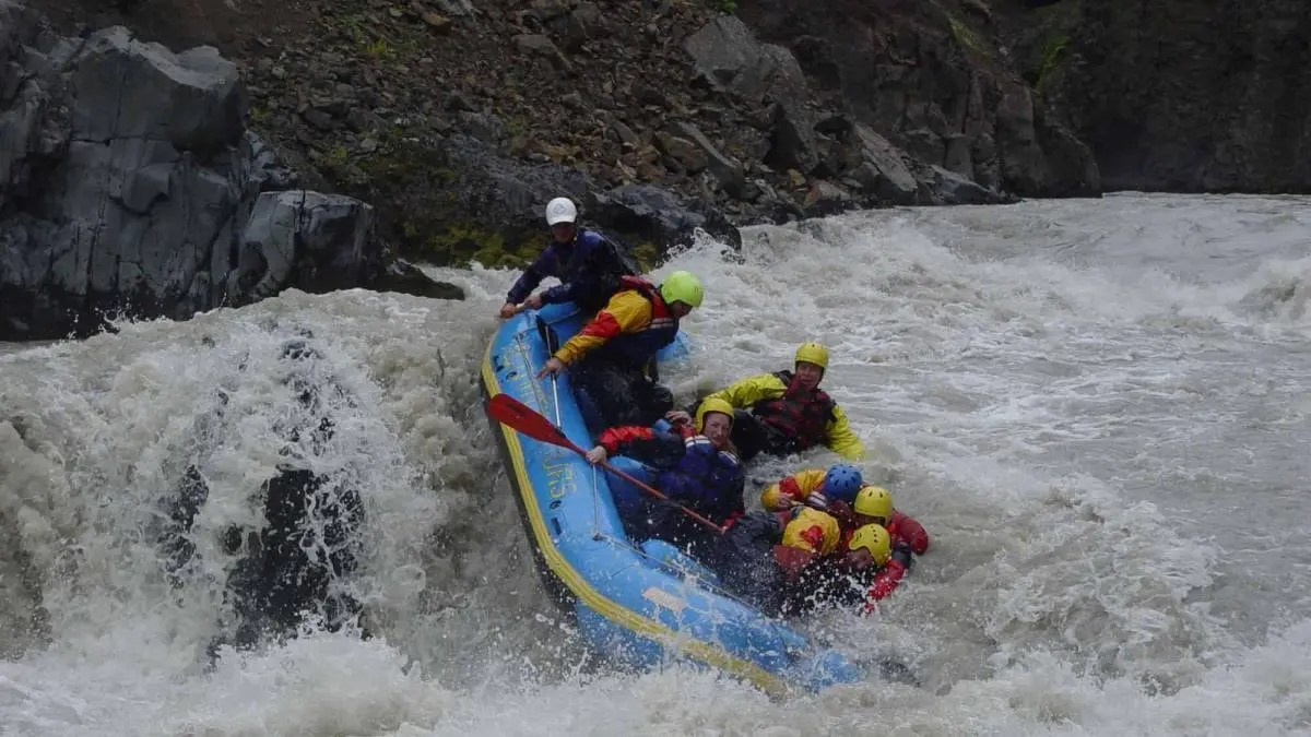 Rafting the Beast of the East