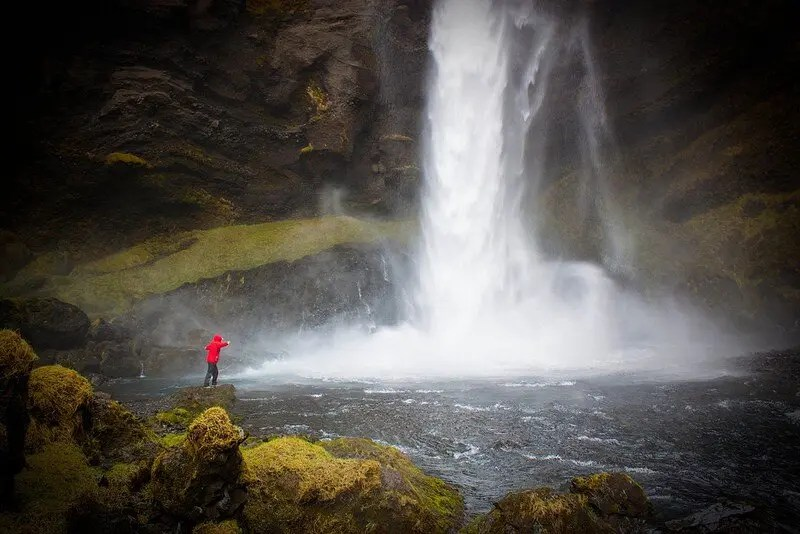 Kvernufoss is the Elusive Gem of an Icelandic Waterfall