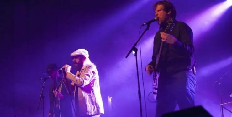 The Icelandic rock legends HAM play at the 2012 EVE Online Fanfest. They are simply awesome!