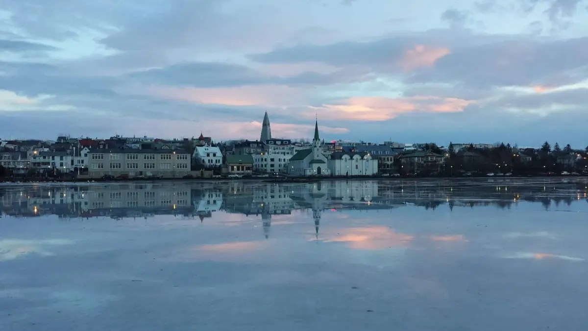 The Perfect Walk in Downtown Reykjavik