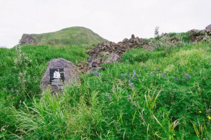 The Burial Ground for Houses