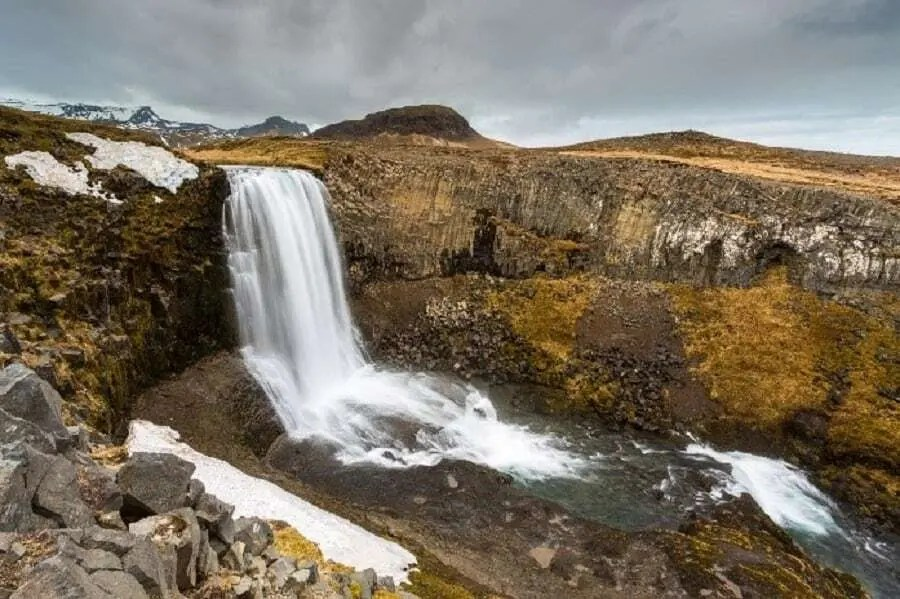 Photographing the Wonders of Snæfellsnes Peninsula