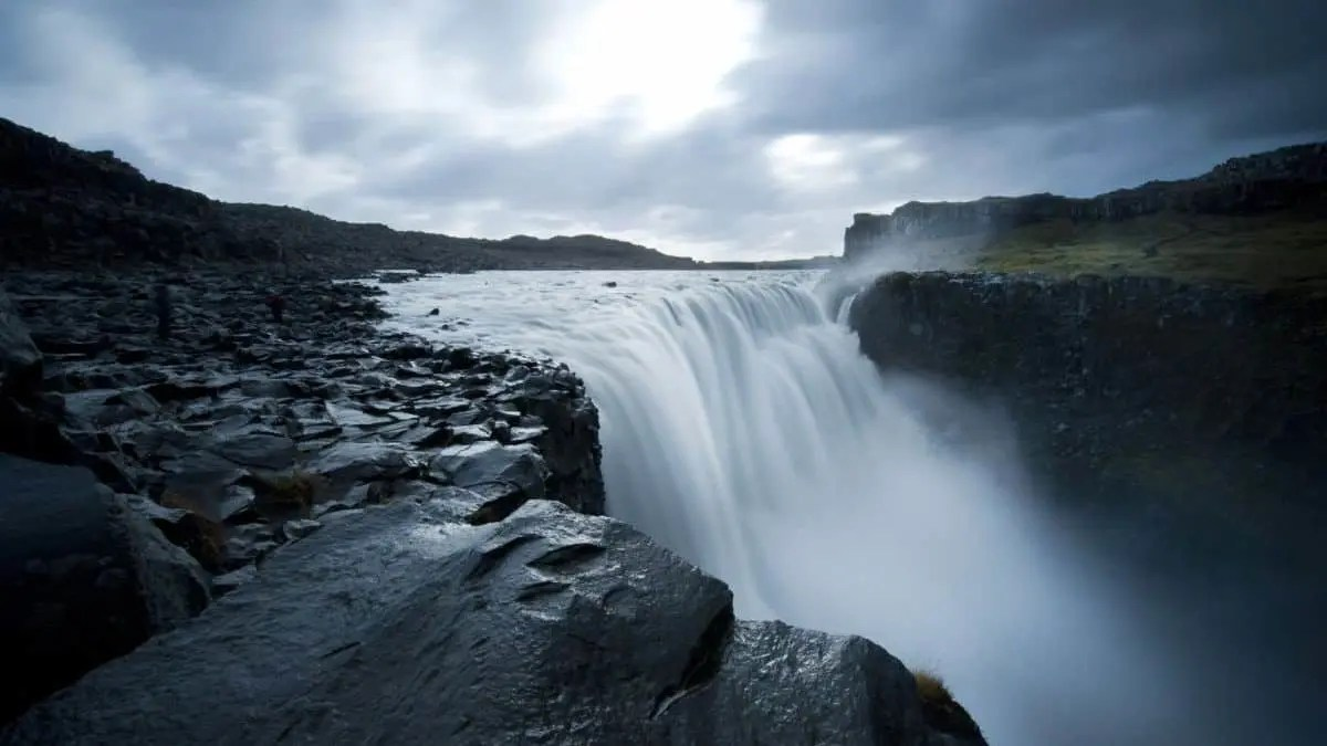 Epic Waterfalls and Northern Lights in Northern Iceland