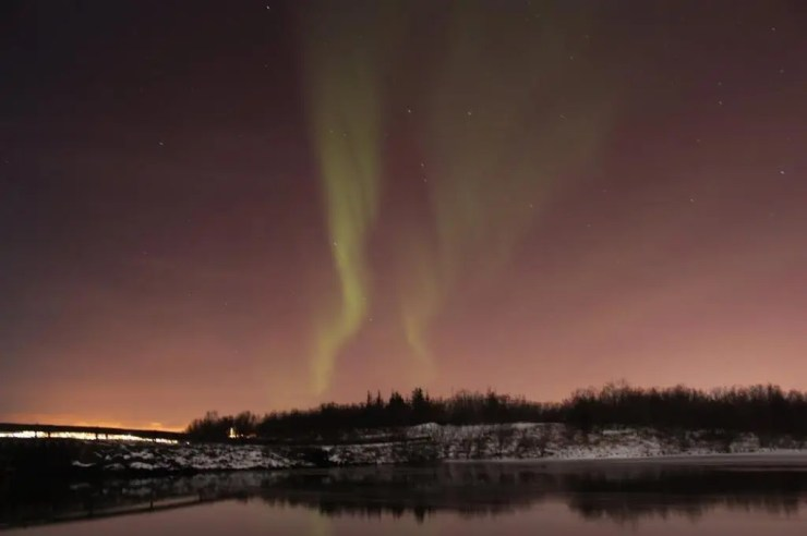 Even more northern lights!