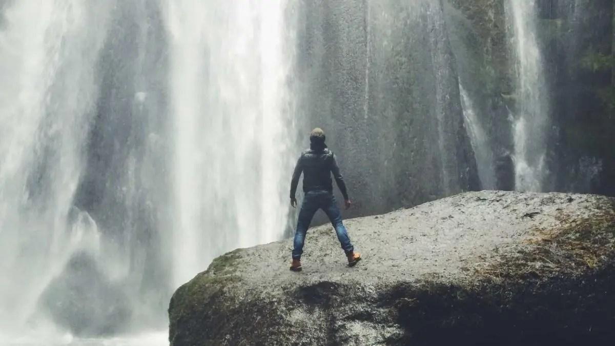Gljufrabui Waterfall in Iceland Soaks Ásgeir – Hidden Beauty Revealed