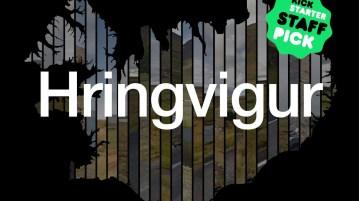 Hringvigur on Kickstarter.