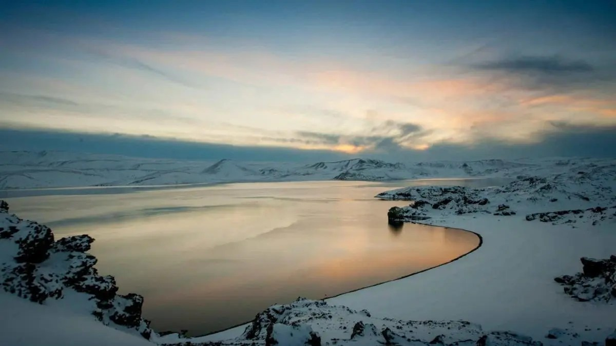 Iceland is like another world