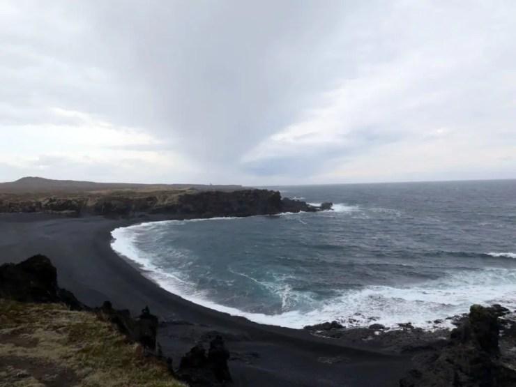 Djúpalónssandur on the Snæfellsnes peninsula.