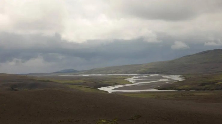 The Icelandic highlands is a mystical place.
