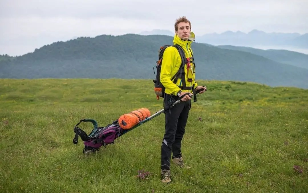 Support this Guy Hiking 800 KM Across the Icelandic Highlands