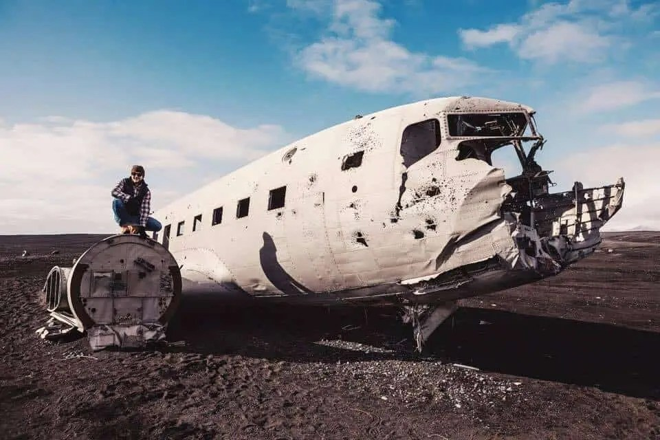 Iceland C47 Plane Video – See the Famous Skytrain Wreck