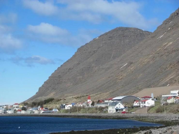 Patreksfjordur.