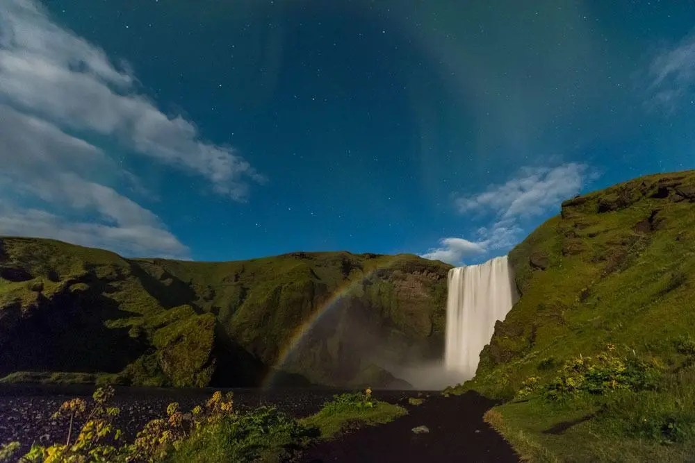 Seeing the Northern Lights and Stargazing in Iceland