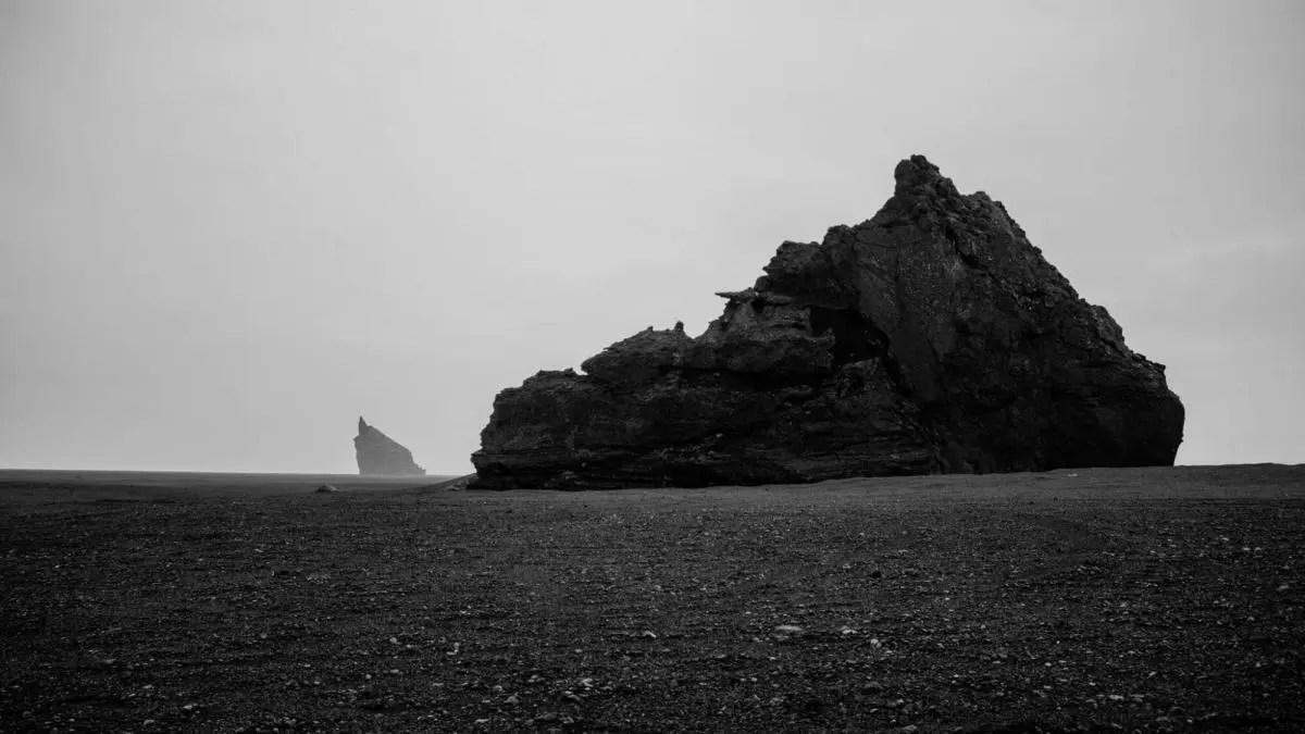 Metal on the Black Beach – See Solstafir Rock out in Reynisfjara Beach