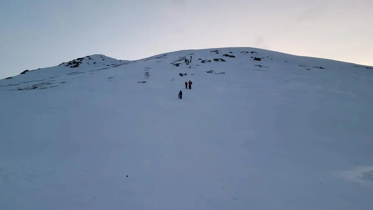 Royal Winter Hiking in Iceland – Go on this Reykjavik Hiking Trail
