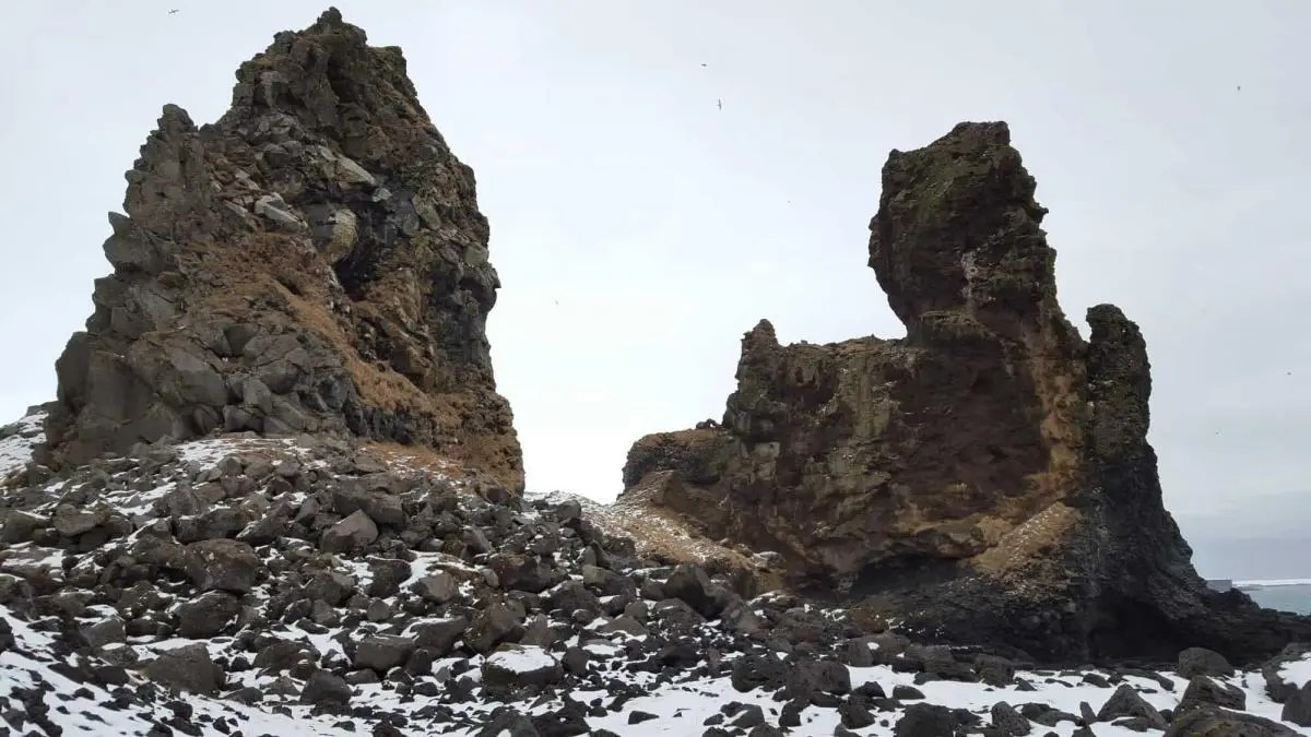 A Lovely Day in the Snæfellsnes Peninsula