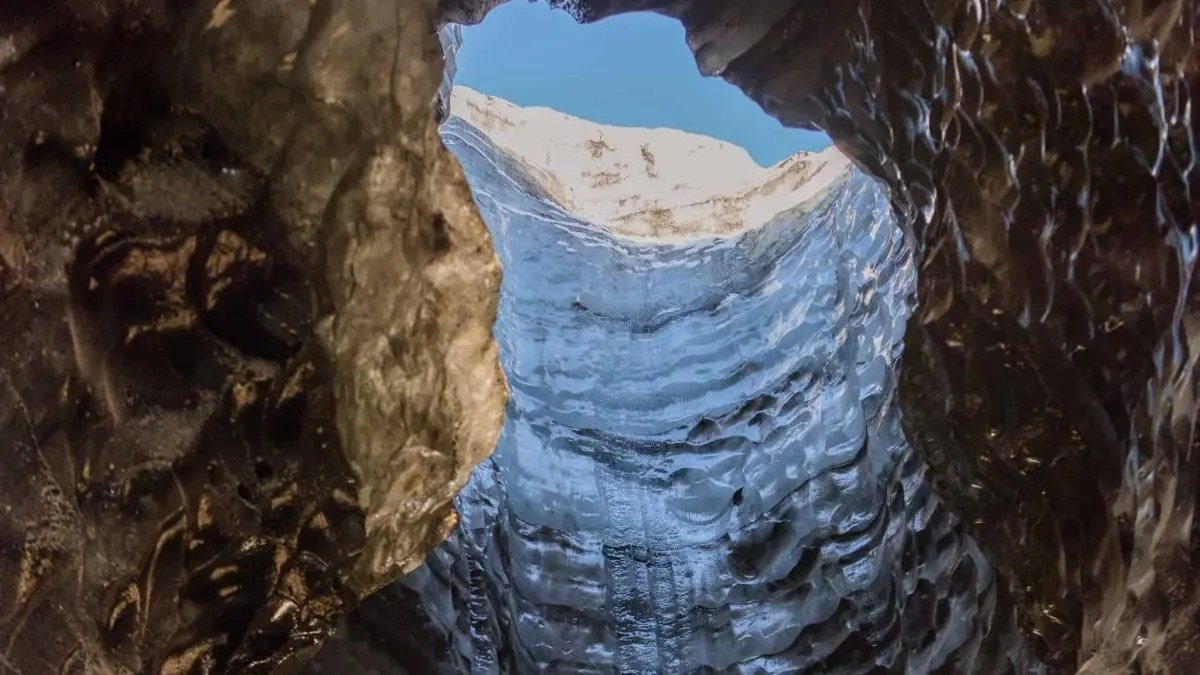 See Ice Caves Carved Into Glacial Steel – Book a Trip With a Local Guide